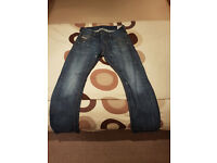 MEN'S DIESEL JEANS FOR SALE IN NEARLY NEW CONDITION