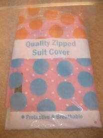 BRAND NEW SUIT COVER for dancewear in pink