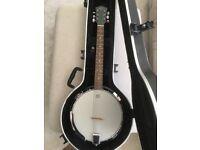 Beautiful 6 String Banjo