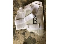 Bradbury Cricket Thigh Pad and Stripper Set