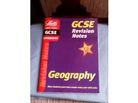 GCSE REVISION NOTES FOR GEOGRAPHY