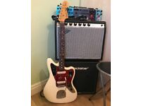 Fender Johnny Marr Jaguar Guitar