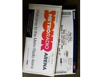 4 X Katy Perry Tickets Seated