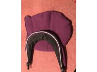 I candy strawberry carrycot flavour pack in purple