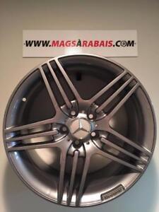 Mags 18 '' Mercedes HIVER **disponible avec pneus**
