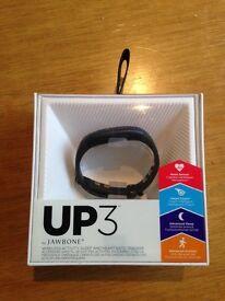 Jawbone up3 size L