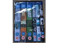 Lost - Full Series on Bluray