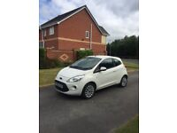 65 PLATE 2015 FORF KA EDGE 1242cc VERY LOW MILEAGE ONLY 11k ONE OWNER FROM NEW SERVICE HISTORY