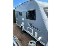 Swift Conqueror 480 2 berth Caravan 2008