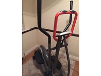 Body sculpture e'strider cross trainer