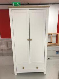 Mothercare Lulworth Wardrobe for Baby Nursery