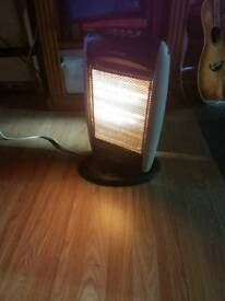 Heater - Rotational Halogen heater