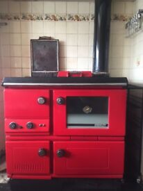 Stanley Super Star Range Gas Cooker and home Boiler