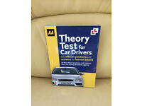 New - AA Theory test for car drivers