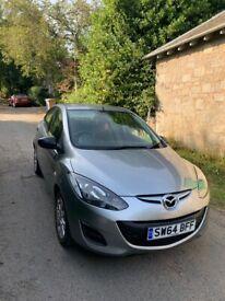 image for Mazda, 2, Hatchback, 2014, Manual, 1349 (cc), 5 doors