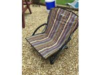 Outwell azul summer camping chair
