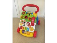 V-Tech Baby Walker - In excellent condition