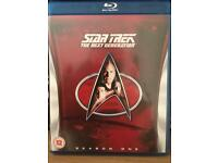 Star Trek next generations bluray