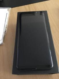 Samsung Galaxy s8 64gb unlocked. Excellent condition like new with Samsung warranty