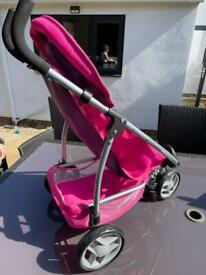Doll's pushchair