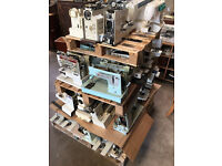 Job Lot Stripped Sewing Machines
