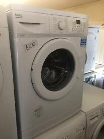 BEKO WASHING MACHINE 7 KG 1200. SPIN