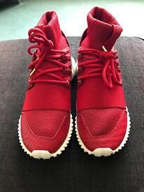 Adidas tubular doom trainers