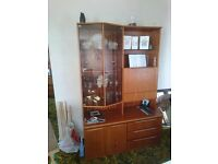 Various items for sale in house clearance. Older furniture. Good condition