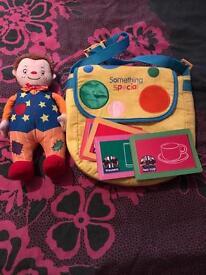 Mr tumble job lot toys