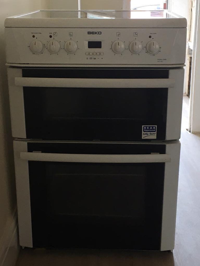 Beko dvc665 electric cooker