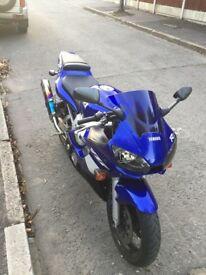 r6 Yamaha 2002