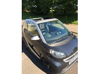 2014 (64 plate) Smart fourtwo cabrio special edition for sale