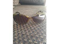 Gucci khaki sunglasses