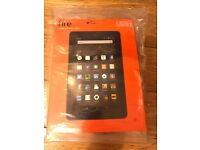 """Amazon Fire Tablet, 7"""" Display, Wi-Fi, 8 GB - BRAND NEW SEALED!! purple /magenta colour"""