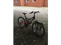 Mountain Bike - Vertigo Dual Suspension