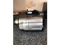 JVC Compact SVHS Camcorder