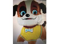 """Paw Patrol Rubble 31"""" Foil Balloon Free a delivery Hull Area"""