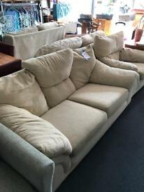 Sofa sale at sue Ryder abbeydale