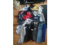 Size 3-6 year old bundle of clothing
