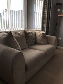 Two and three seater couches for sale