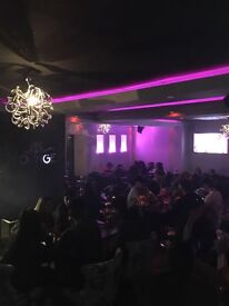 *BUSY SHISHA LOUNGE LOCATED ON WIMSLOW ROAD* M14 5AJ