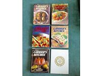 Robert Carrier's Kitchen Cooking / Recipe Magazines.