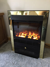 Dimplex Electric Fire with Flame Effect