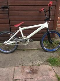 Dk bicycle race bmx bike pro xl redline haro