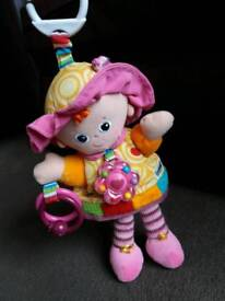 Lamaze baby toys My First Baby and Sir Prance Alot