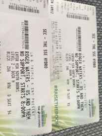 Roger waters tickets for sale face value