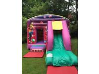 Bouncy Castle Hire - London - Soft play - Garden games