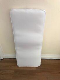Brand new airflow crib mattress
