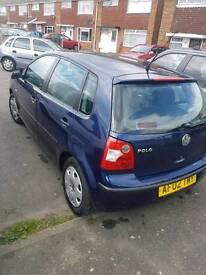 Volkswagen polo E twist 2002 BARGIN!!!