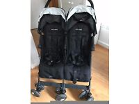 Maclaren Twin Techno Double Buggy